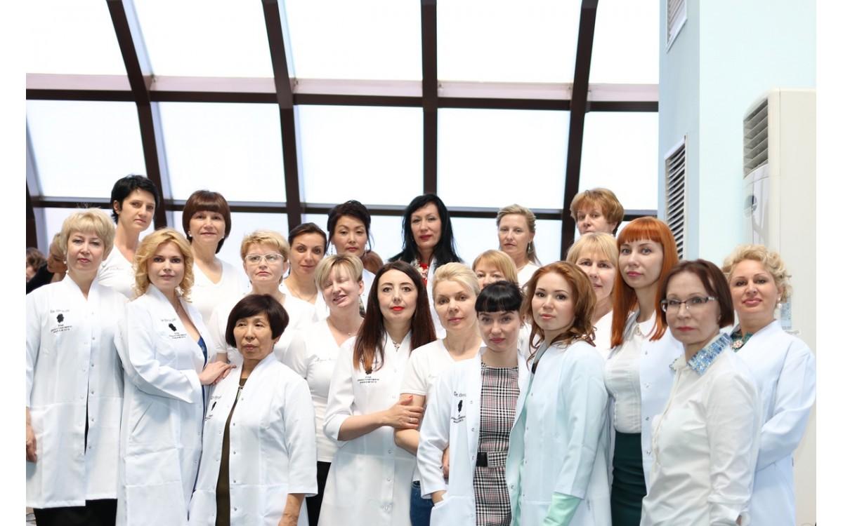 Первый ДВ Чемпионат врачей-косметологов