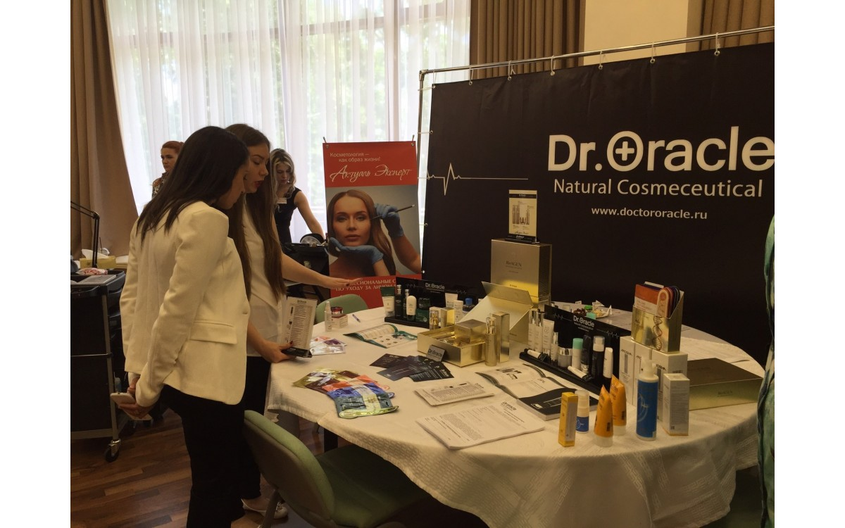 Dr.Oracle и Beauty Weekend во Владивостоке