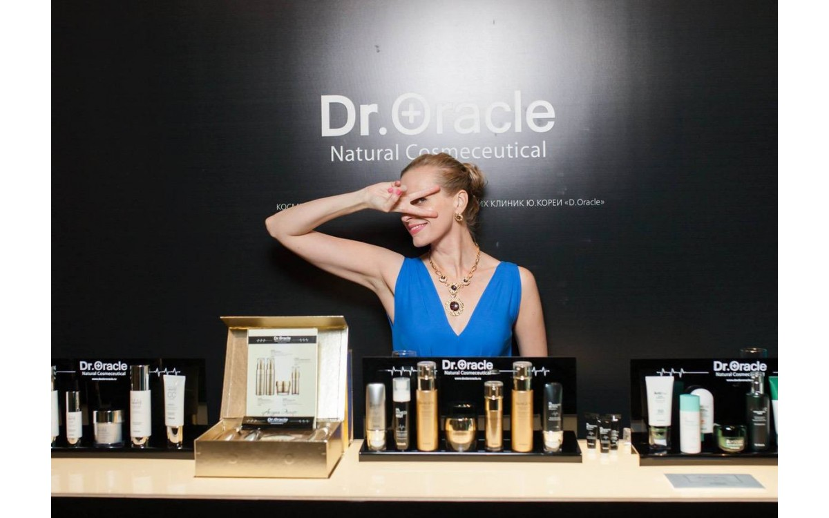Презентация Dr.Oracle на Beauty Weekend VVO