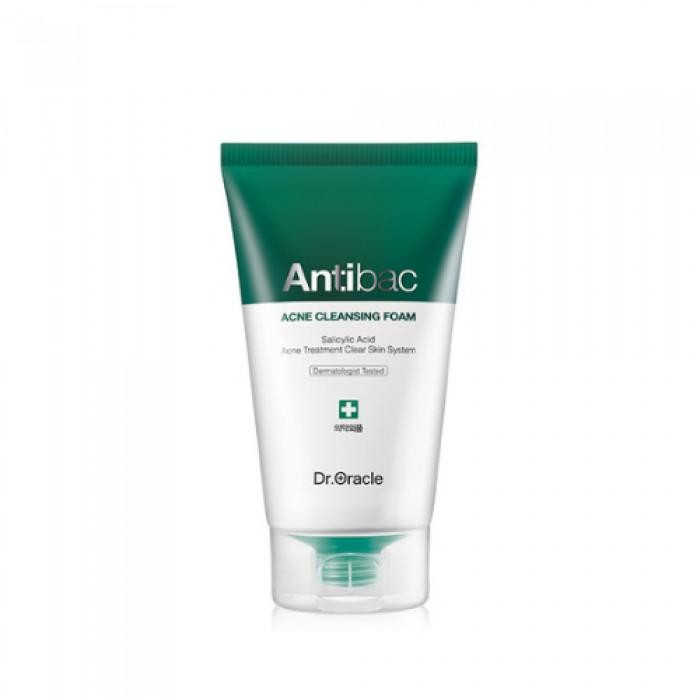 Antibac Антибактериальная пенка для умывания